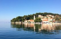 Cavtat en Dalmatie du sud
