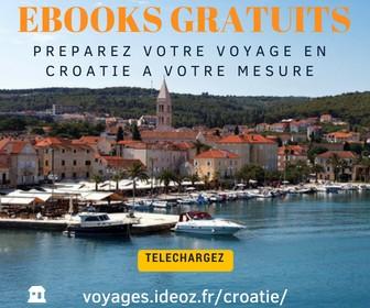 Croatie Ebook gratuit IDEOZ