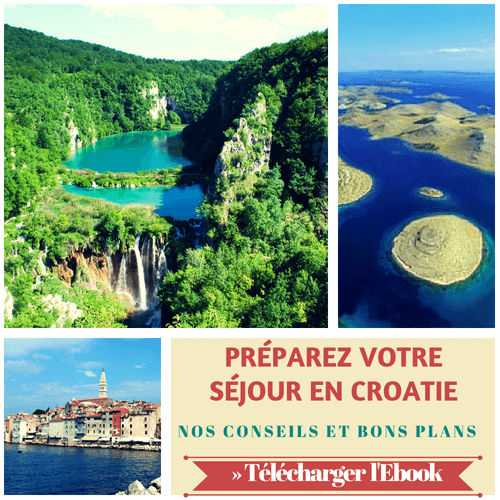 Croatie ebook gratuit