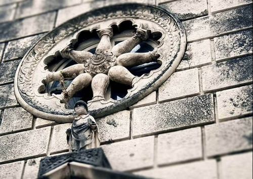 Détail caché à Dubrovnik