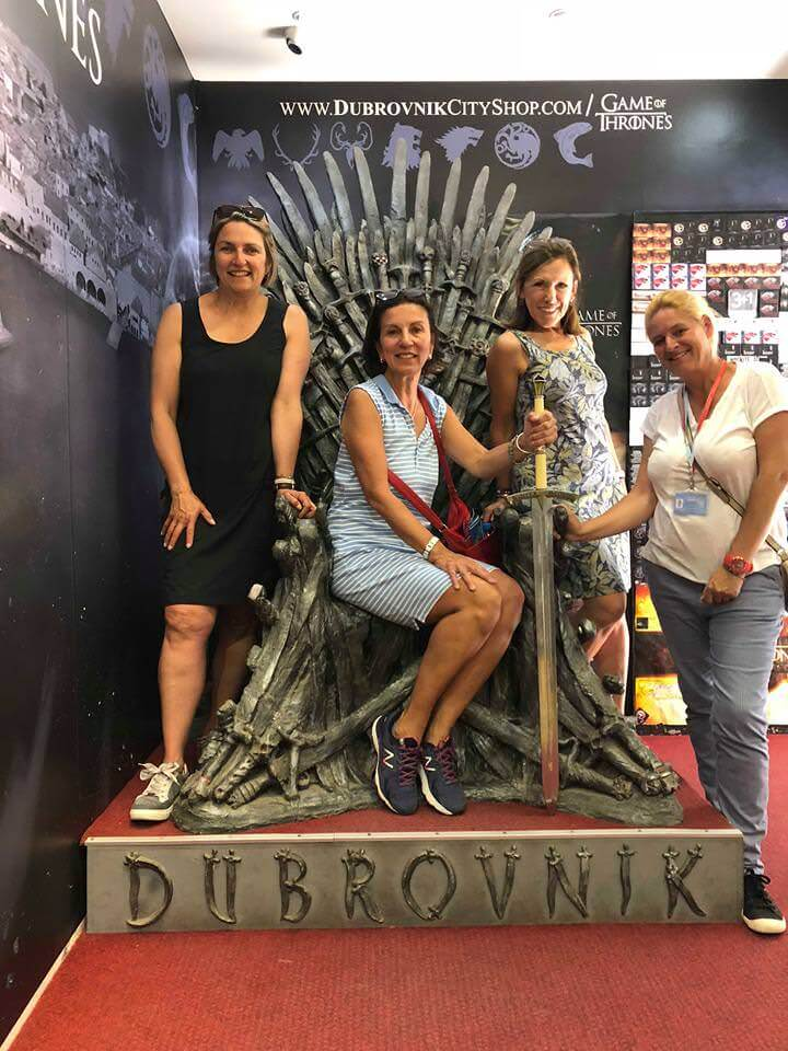 Dubrovnik photo sur le trone de fer de Game of thrones