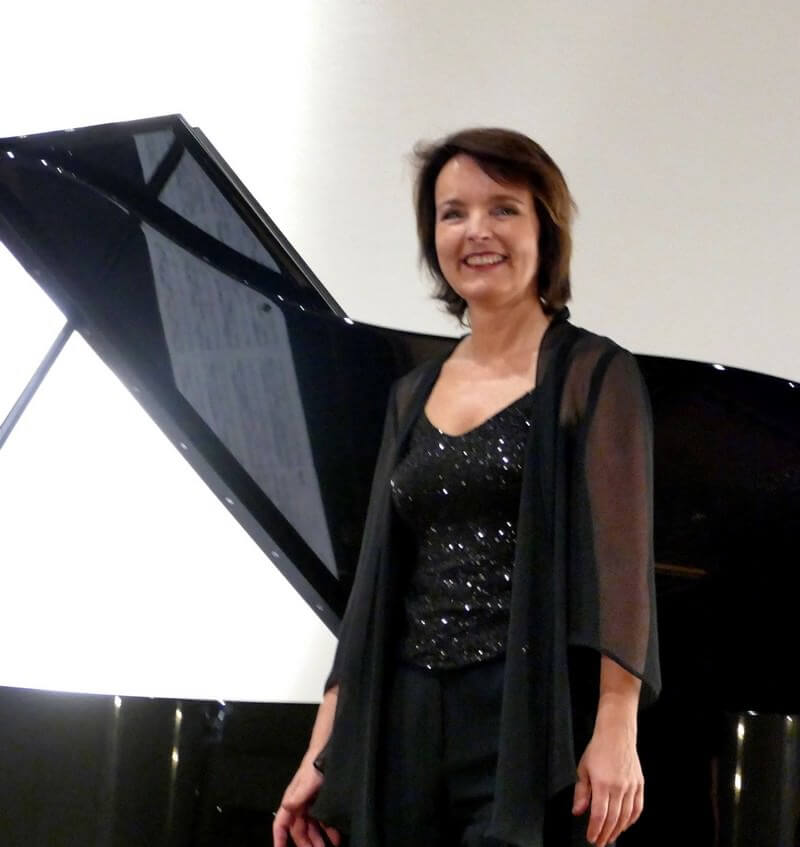 Festival Richard strauss à Garmisch partenkirchen 2018 pianiste Karola Theill