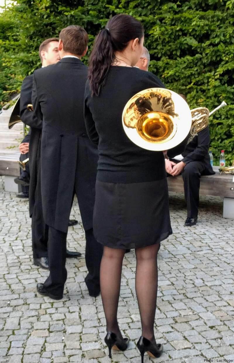 Festival richard strauss d'Ettal corniste Orchestre philarmonique de Brno