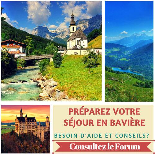 Forum Bavière guide voyage ideoz