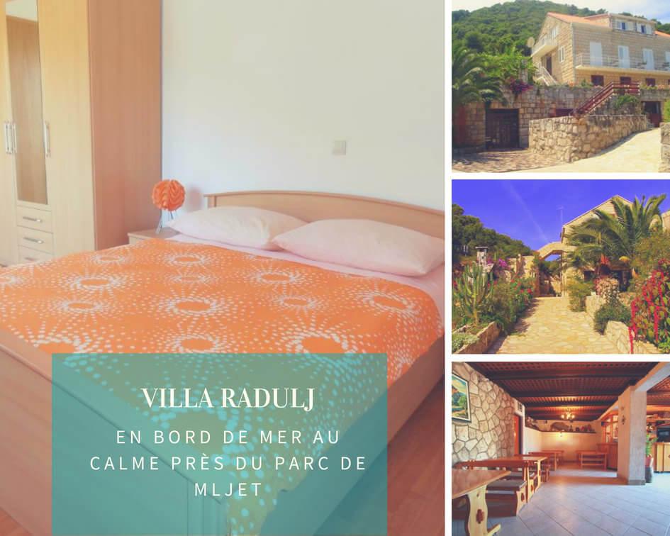 Mljet Villa Radulj