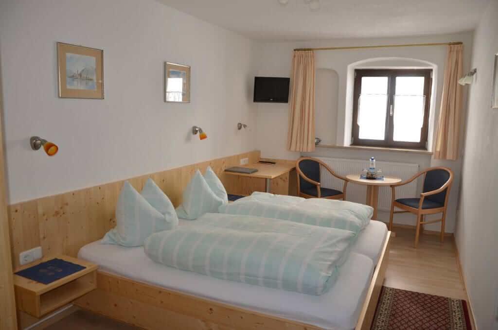 Oberammergau Pension Dedlerhaus chambre