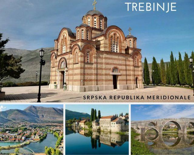 Trebinje en republika srpska