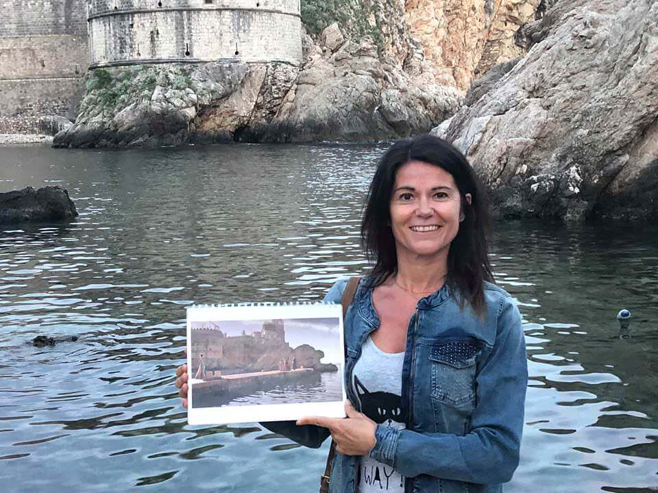 jeu de piste à dubrovnik sur les sites de tournage de Game of thrones