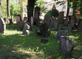 Ancien cimetière de Prague et Synagogue Vieille Nouvelle
