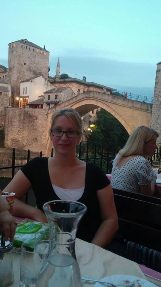 Adina guide francophone à Mostar