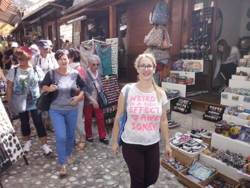 Adina visite guidée à Mostar guide francophone