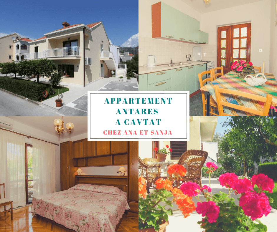 Appartement Antares Cavtat
