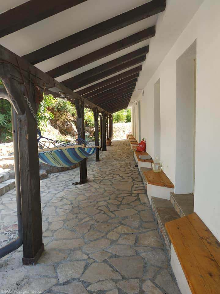 Badanj Village hamac de la maison d'hôtes au Montenegro