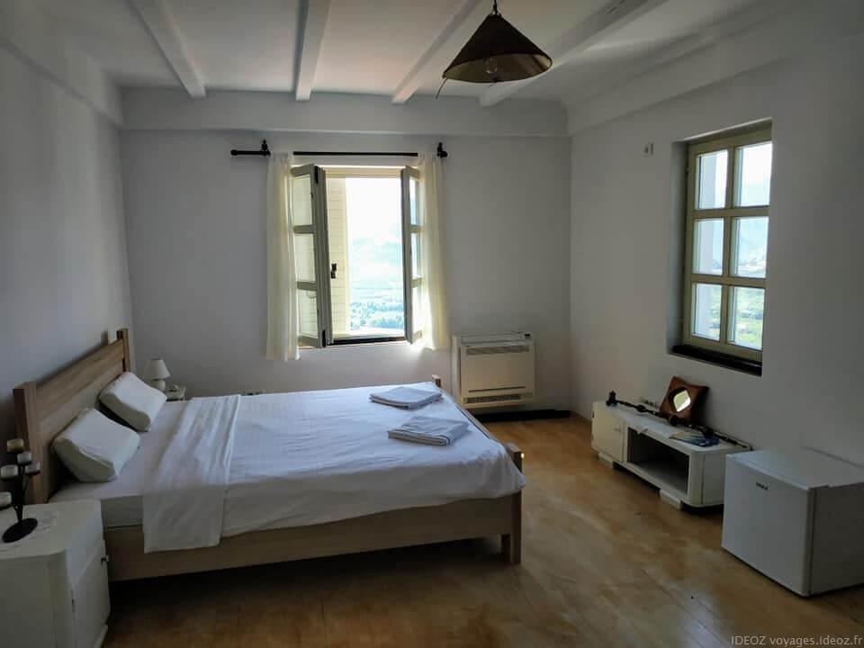 Chambre de la maison d'hôtes Badanj village
