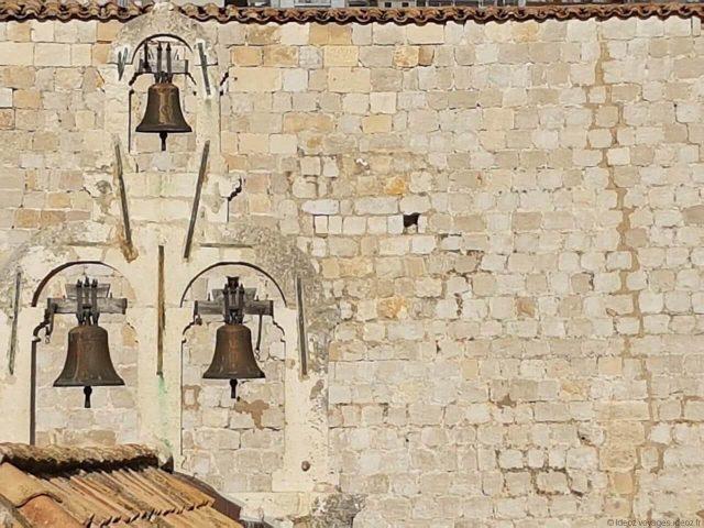 Cloches quartier du Karmen Dubrovnik