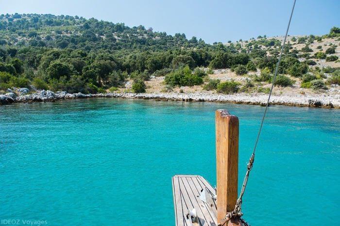 Avec David Maksan, skipper et guide passionné, vous adorerez les îles Kornati 5