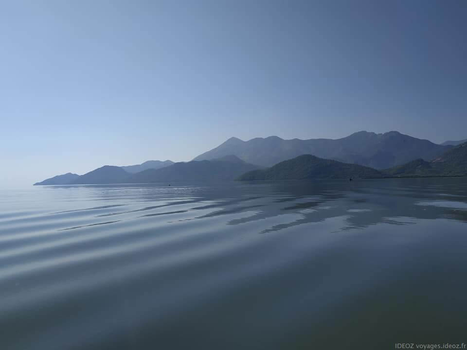 Lac Skadar Crna Gora montenegro