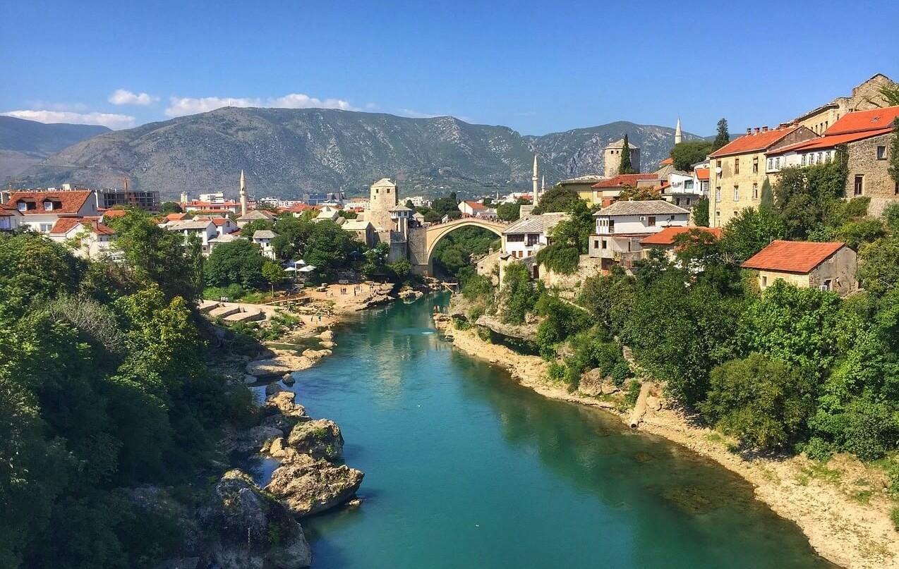 Visiter Mostar, l'âme de la culture ottomane en Bosnie Herzégovine