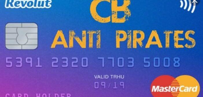 Revolut : une carte sans frais d'achat ou de retrait hors zone euro