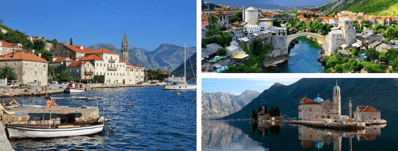 kotor perast mostar excursions depuis la croatie