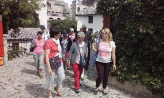 visite guidée à Mostar avec Adina