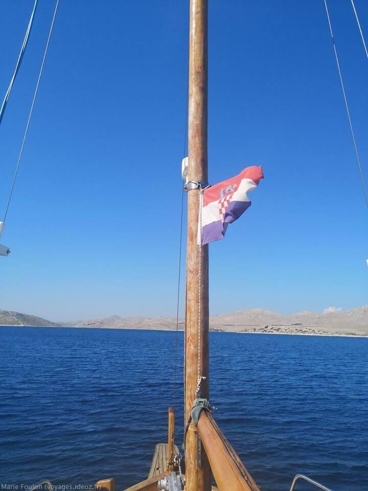 Balade dans les iles Kornati
