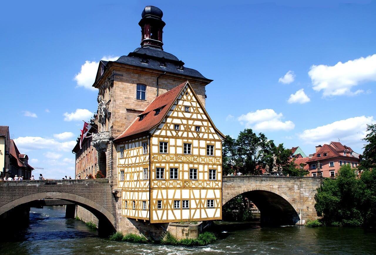 Bamberg Fachwerkhaus
