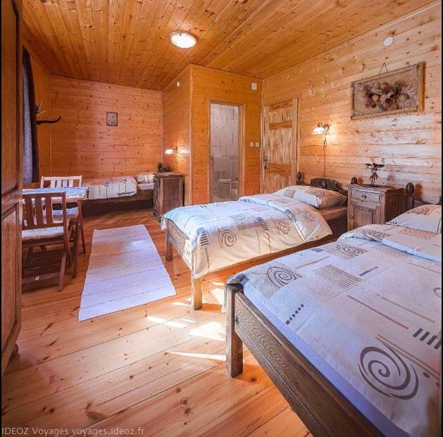 Chez Branko et Sonja à Plitvice: agritourisme et gite rural typique et charmant 2