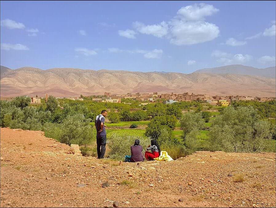 Ichou Zagori guide berbère au maroc