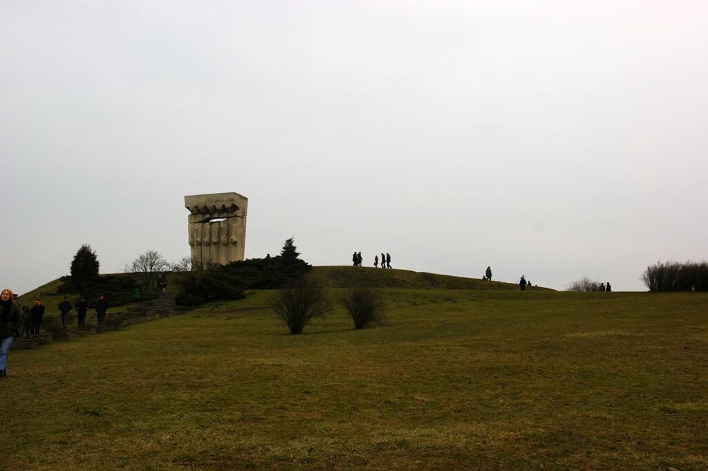 Camp de concentration Plaszow près de Cracovie ; sur les traces de la liste de Schindler 1