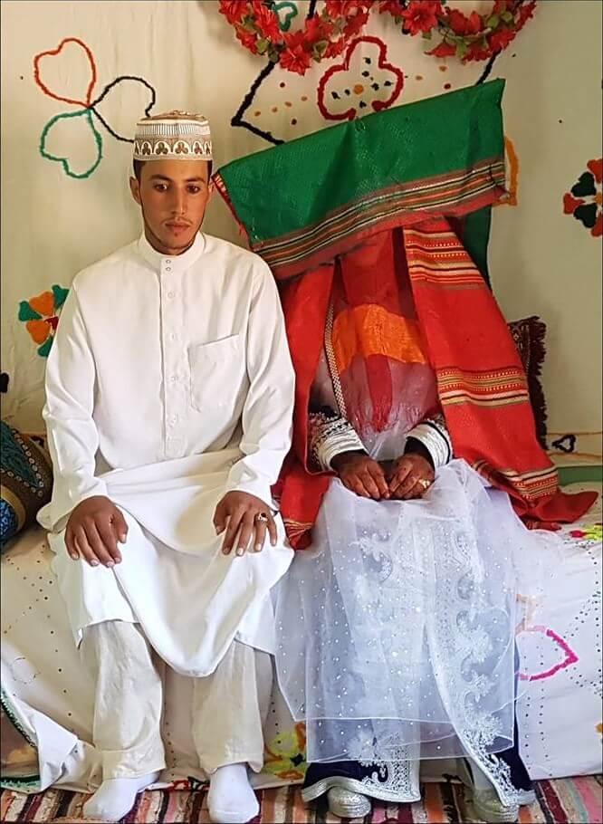 Mariage forcé berbère au Maroc