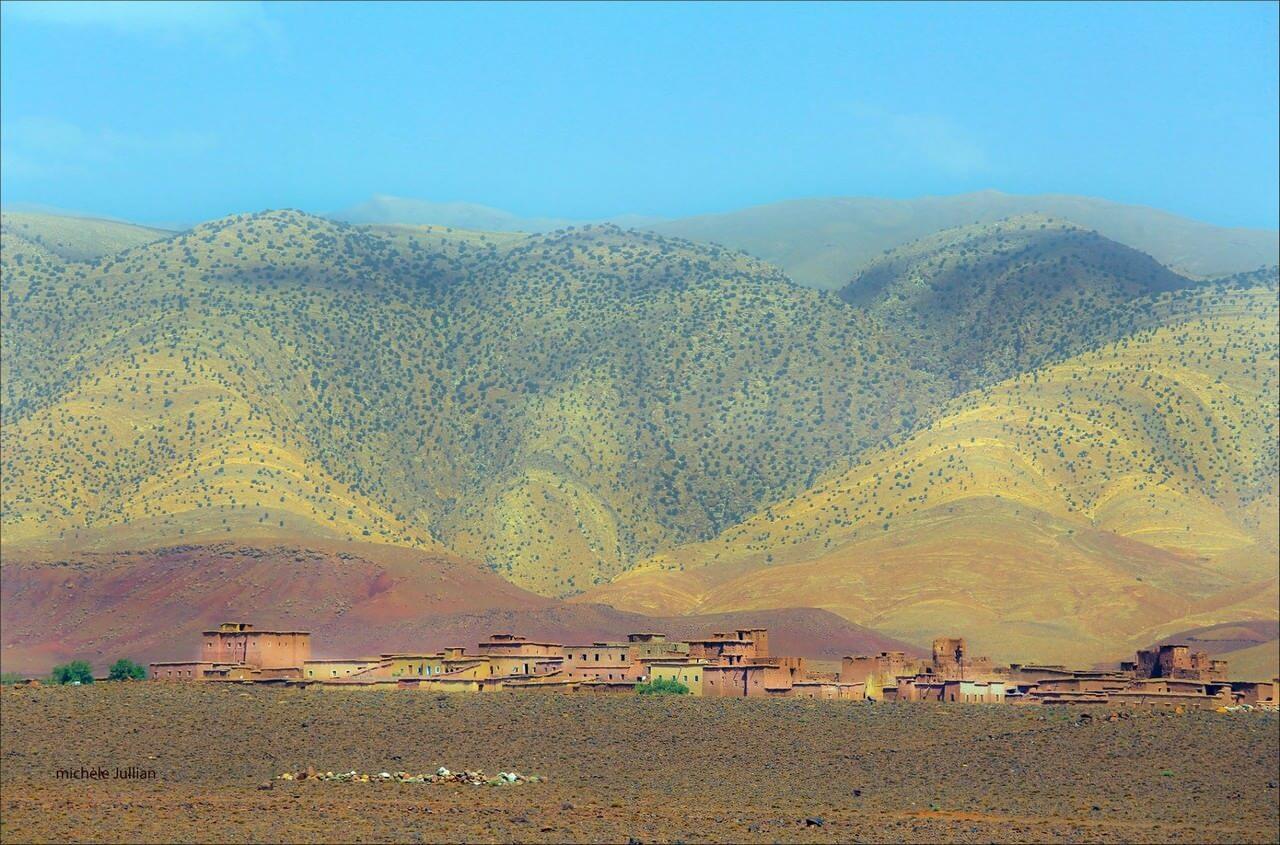 Maroc couleurs impressionnistes