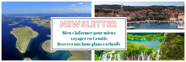 Newsletter ideoz Croatie