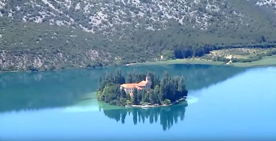Chutes de Krka: un beau parc national incontournable Dalmatie du Nord 7