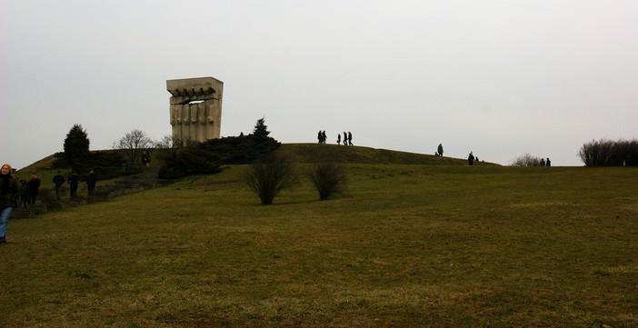 Camp de concentration Plaszow près de Cracovie ; sur les traces de la liste de Schindler