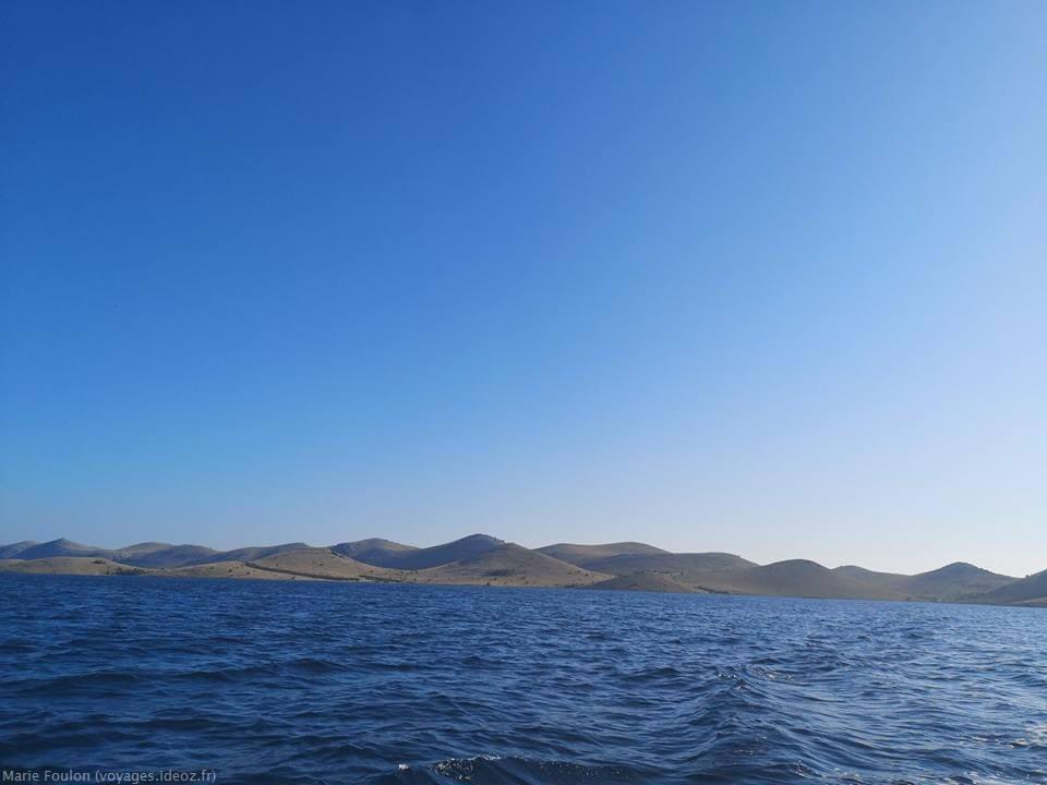 chapelet des iles Kornati
