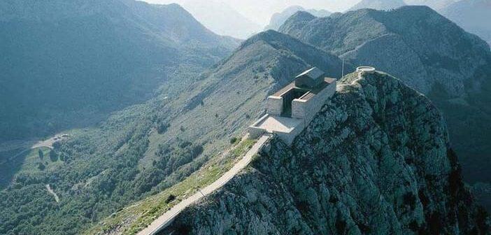 Mont Lovcen, coeur historique du Montenegro
