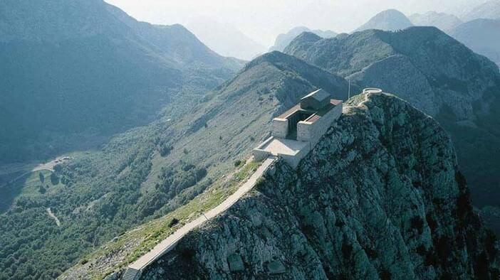 Mont Lovcen, coeur historique et plus beau panorama du Montenegro