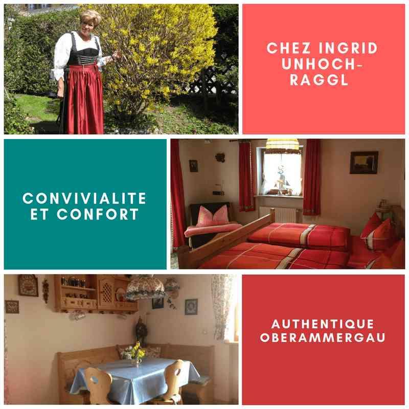 Appartements d'Ingrid Unhoch-Ragglà Oberammergau