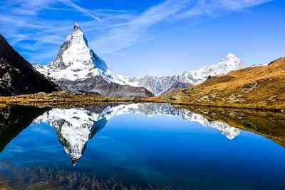 Cervin Zermatt en Suisse
