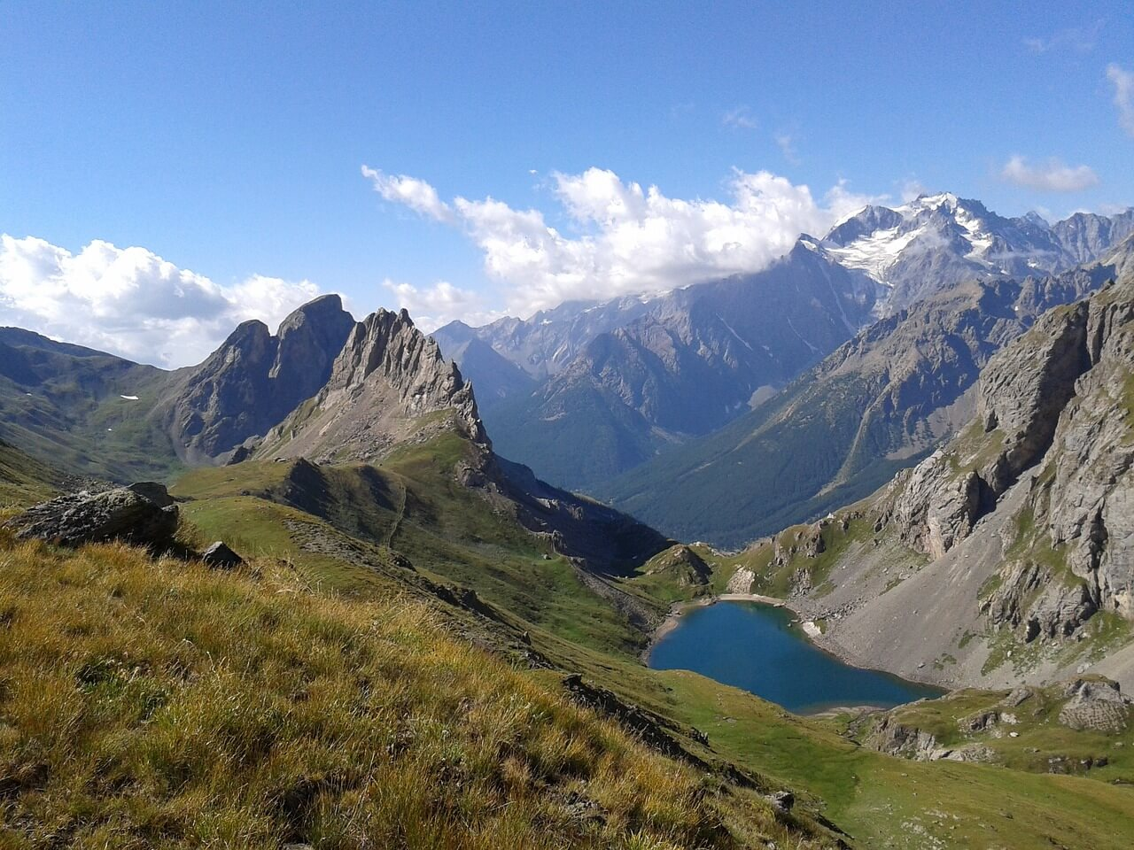 Haute Alpes les écrins