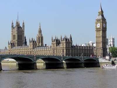 Maison du parlement Londres