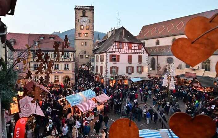 Meilleurs marchés de Noël en Europe et en France 1