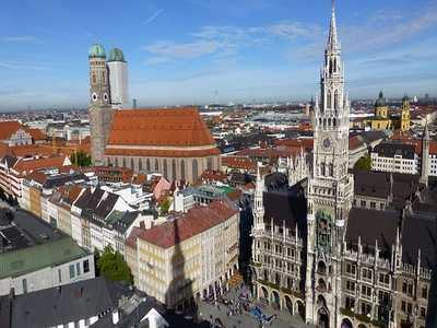 Munich guide voyage