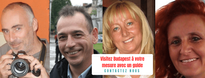Visitez Budapest à votre mesure Guides francophones