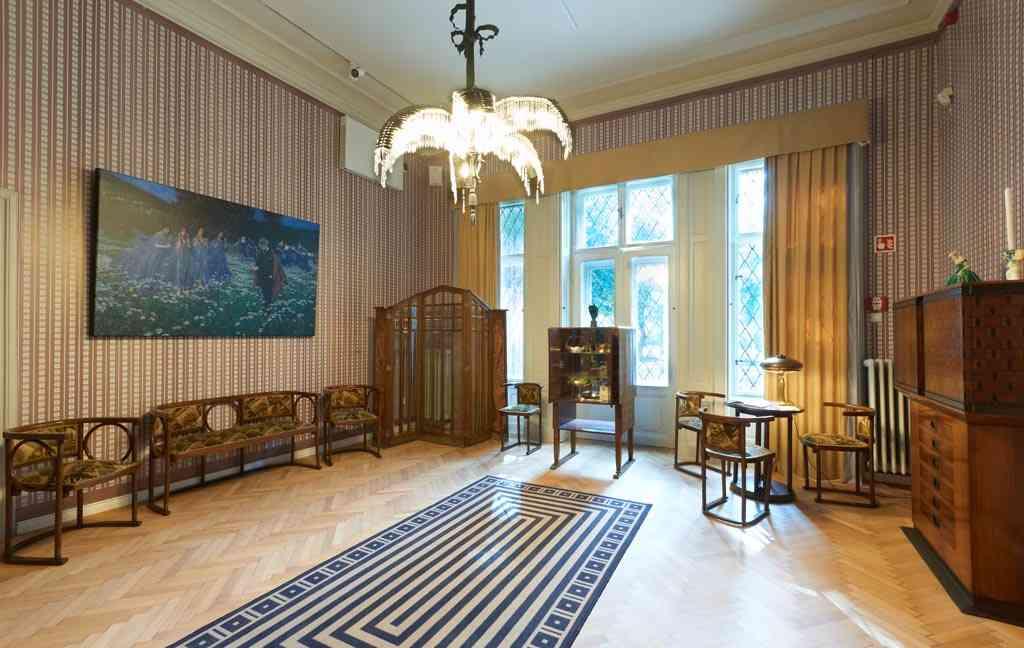 art nouveau style autrichien