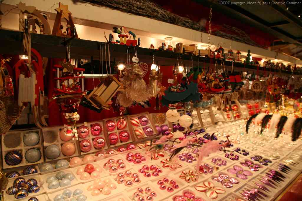 christkindlmarkt marché de noel strasbourg
