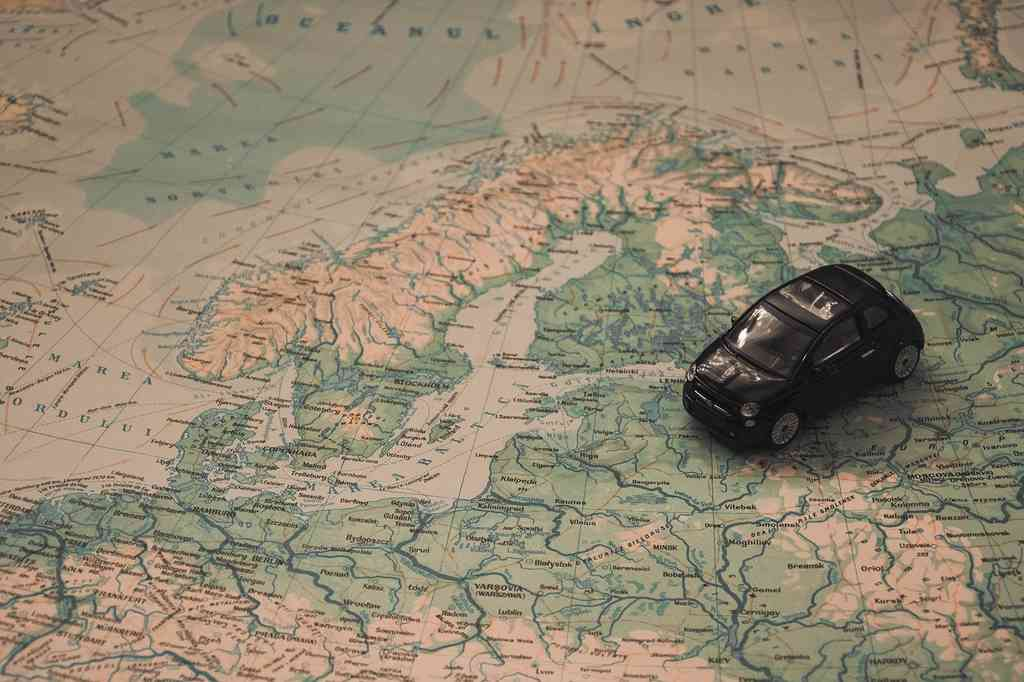 louer une voiture en europe