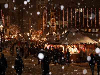 Les plus beaux marchés de Noël d'Europe : à chacun son marché! 1