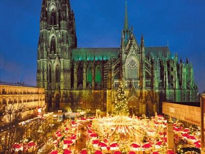 marché de noel de Cologne